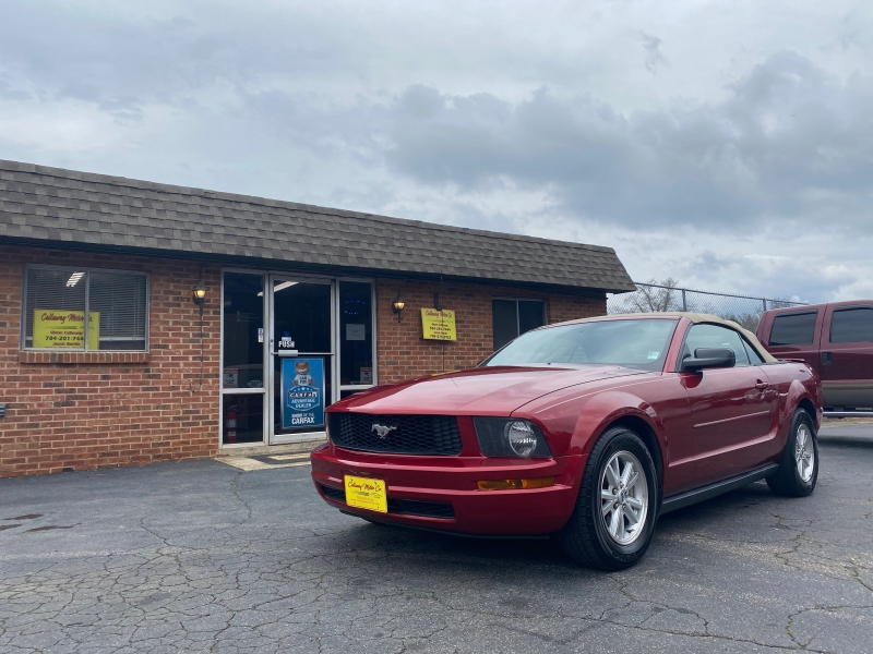 Ford MUSTANG 2007 price $8,200