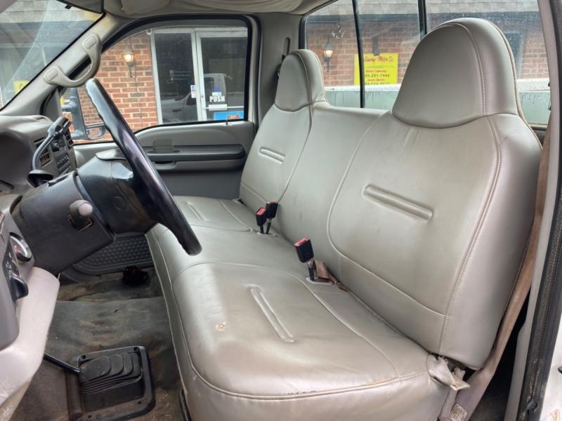Ford Super Duty F-550 1999 price $14,500