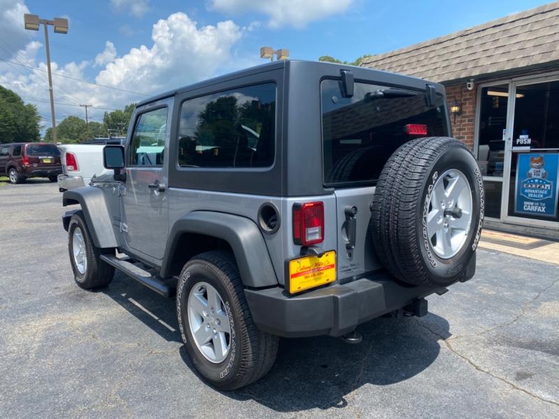 Jeep WRANGLER 2016 price $27,500