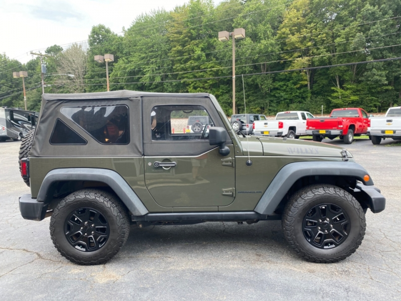 Jeep WRANGLER 2015 price $22,900