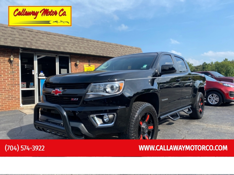 Chevrolet COLORADO 2016 price $27,300