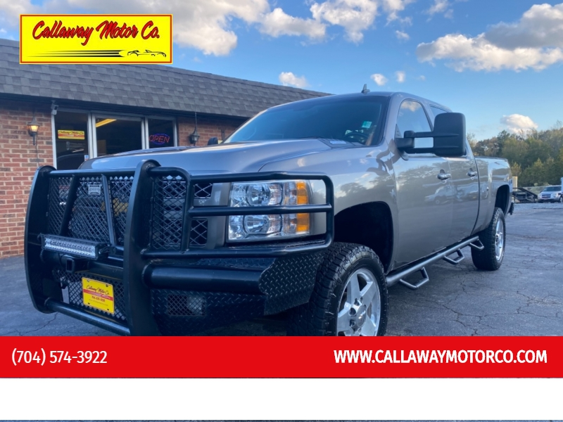 Chevrolet Silverado 2500HD 2013 price $35,200