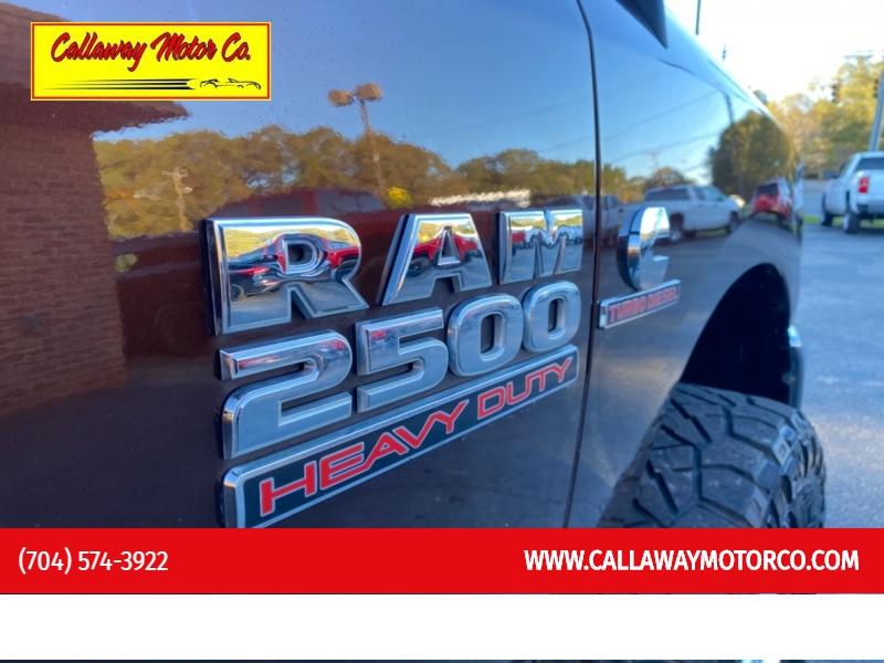 RAM 2500 2014 price $34,500