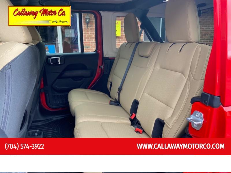 Jeep Wrangler Unlimited 2018 price $38,900