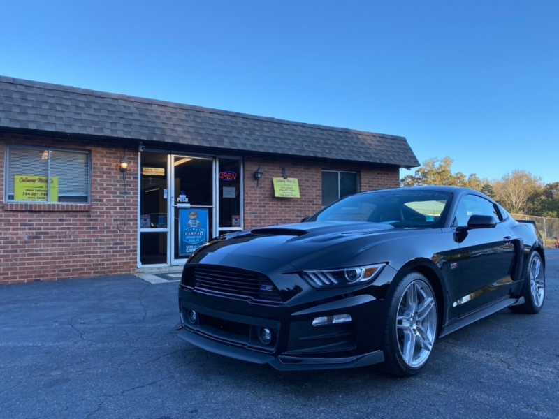 Ford Roush Mustang 2016 price $47,500