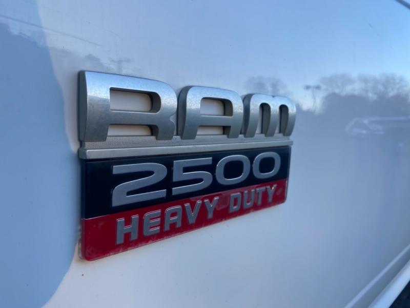 Dodge RAM 2500 2012 price $32,500