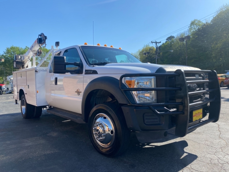 Ford F450 2012 price $40,550