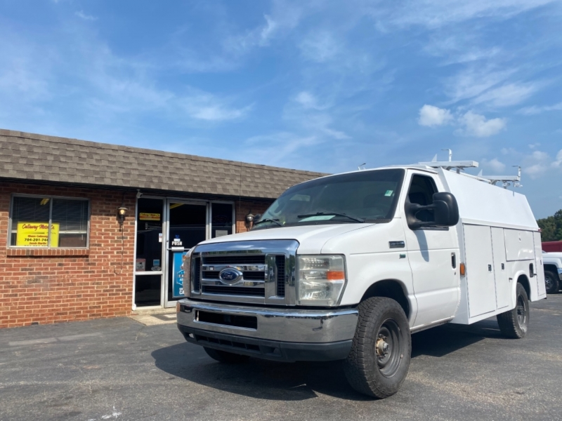 Ford Econoline Commercial Cutaway 2013 price $25,900