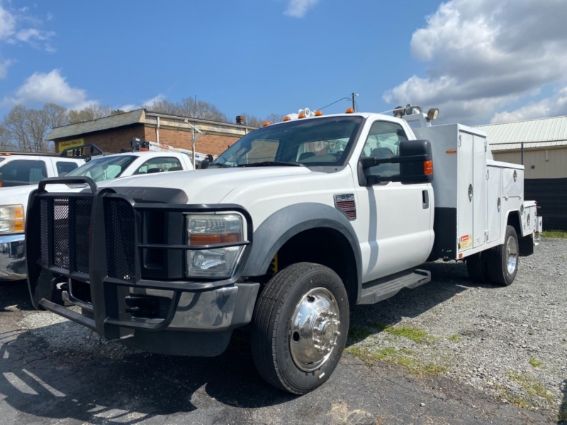 FORD F550 2008 price $37,500