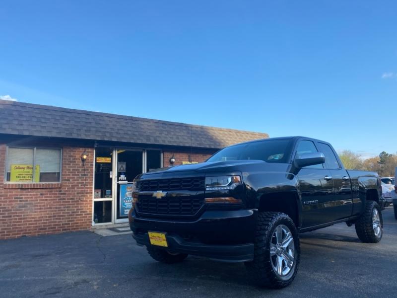 Chevrolet SILVERADO 1500 2017 price $32,500