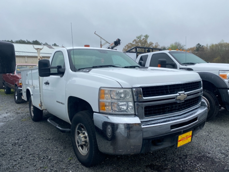 Chevrolet Silverado 3500HD 2007 price $0