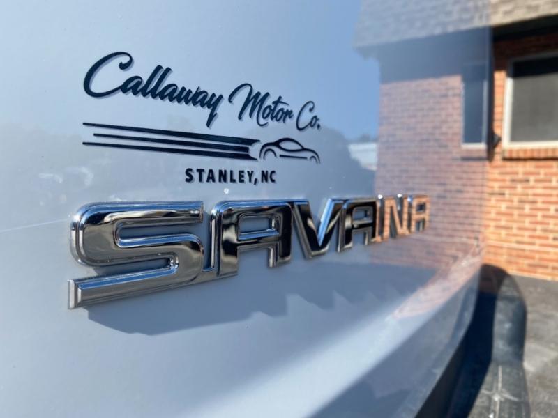 GMC Savana Cargo Van 2020 price $31,500