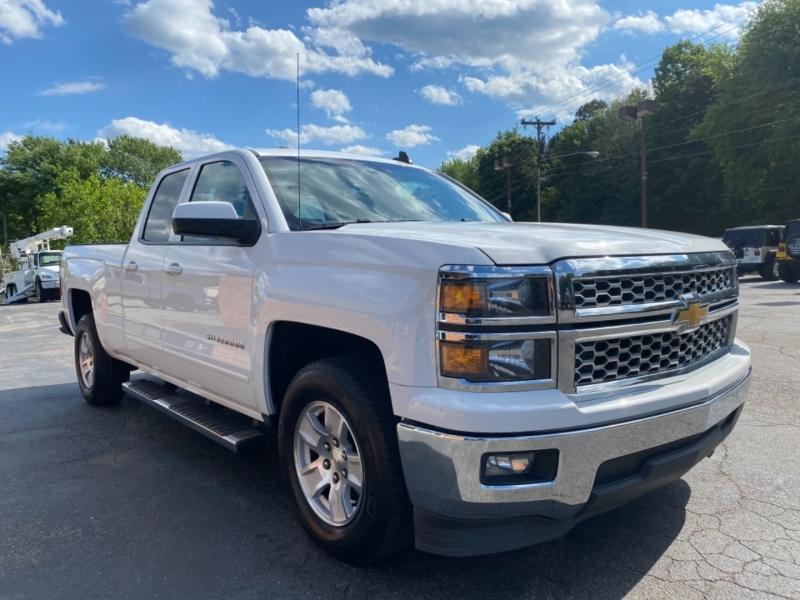 Chevrolet SILVERADO 1500 2015 price $21,900