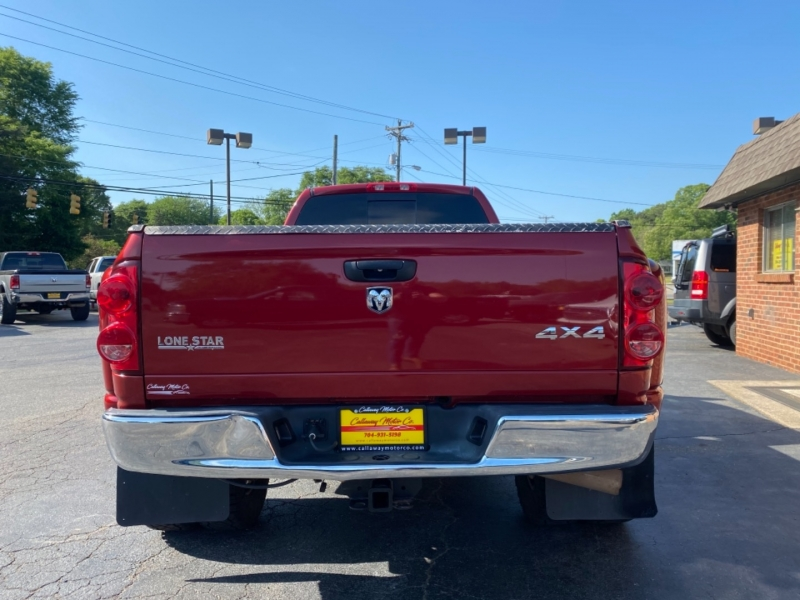 Dodge RAM 3500 2007 price $31,500