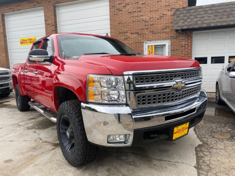 Chevrolet Silverado 2500HD 2010 price Call for Pricing.