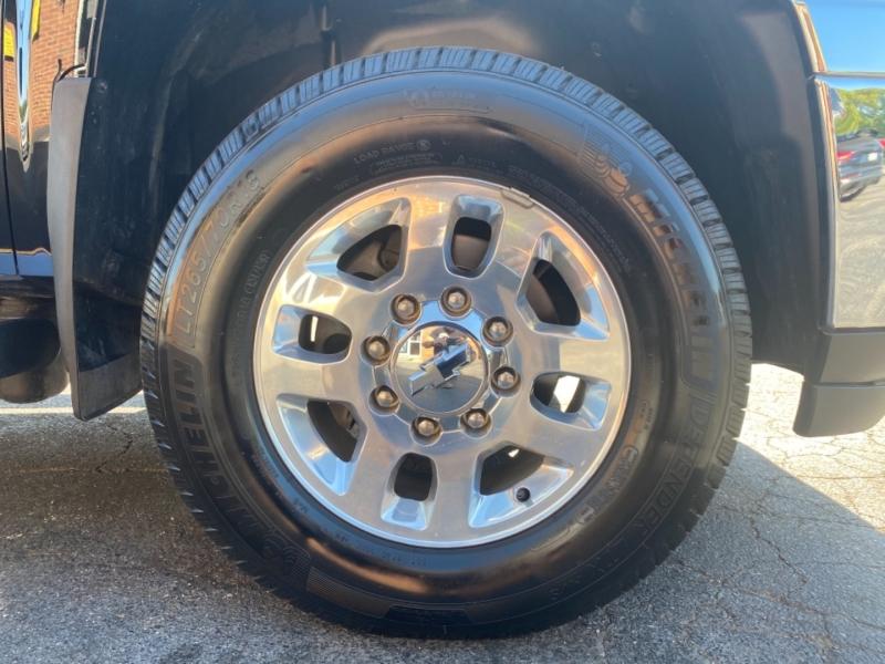 Chevrolet Silverado 2500HD 2012 price $40,500