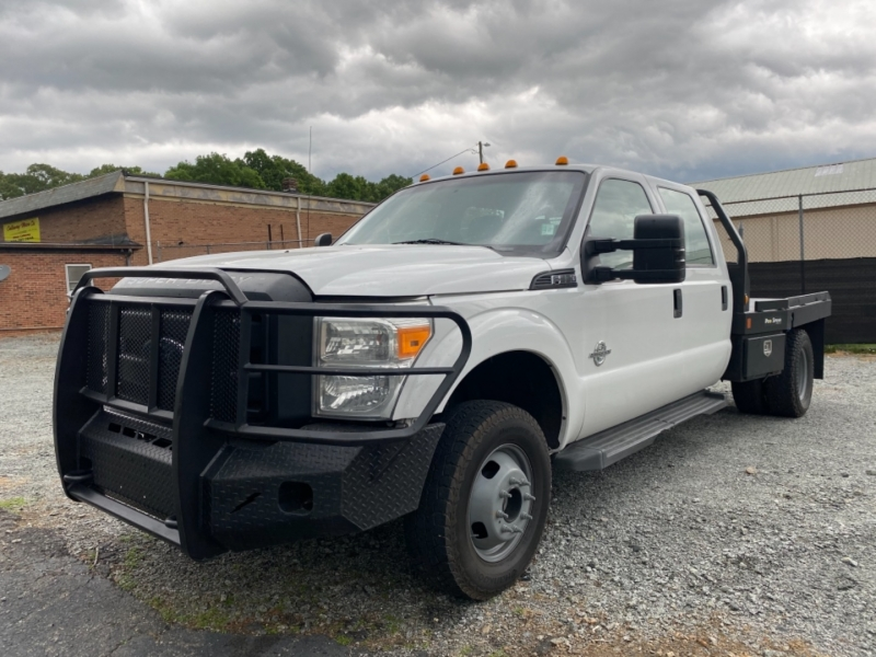 Ford Super Duty F-350 DRW 2014 price $34,000
