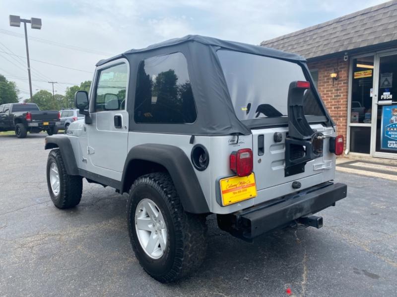 Jeep Wrangler TJ 2004 price $13,500