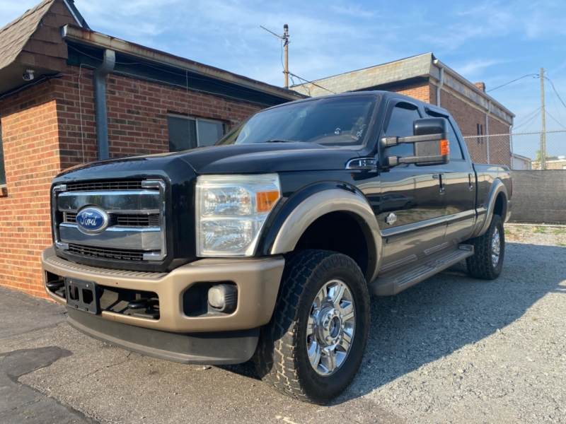 FORD F250 2011 price $35,900