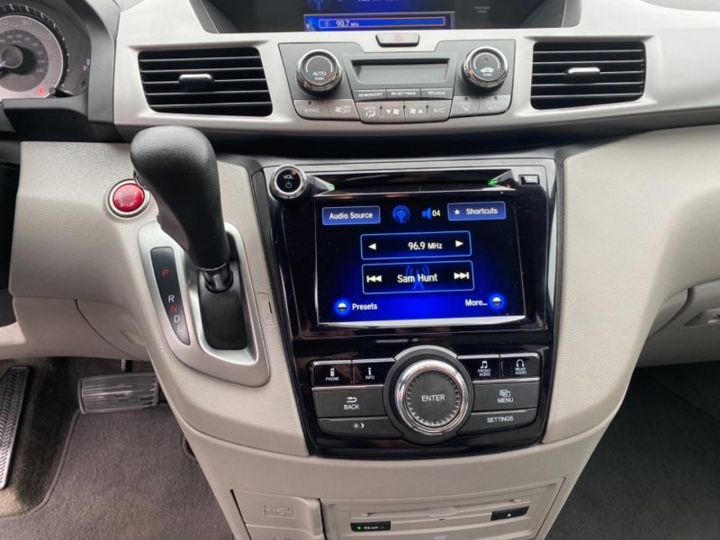Honda ODYSSEY 2016 price $20,700