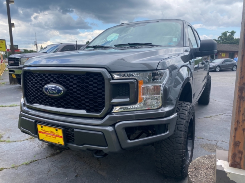 Ford F-150 2018 price $38,200