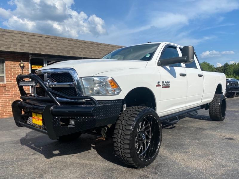RAM 2500 2014 price $40,200