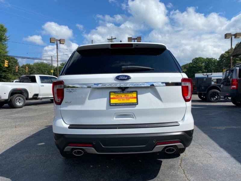 Ford EXPLORER 2018 price $26,900