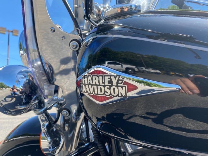 HARLEY DAVIDSON HERITAGE SOFTTA 2015 price $14,200