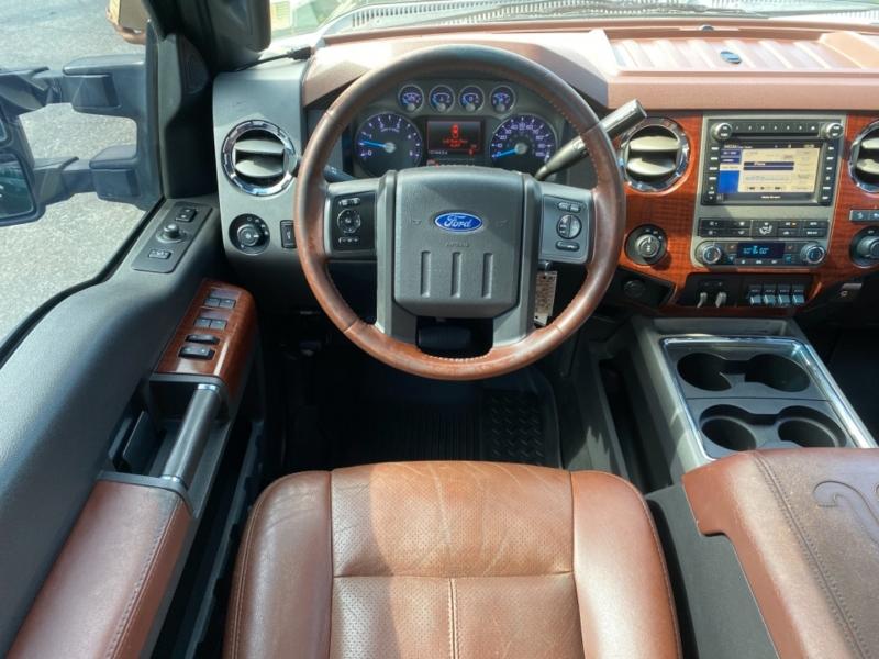 Ford Super Duty F-250 2012 price $40,900