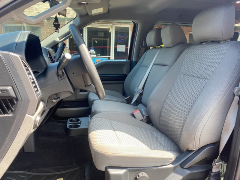 Ford F-150 2017 price $31,900