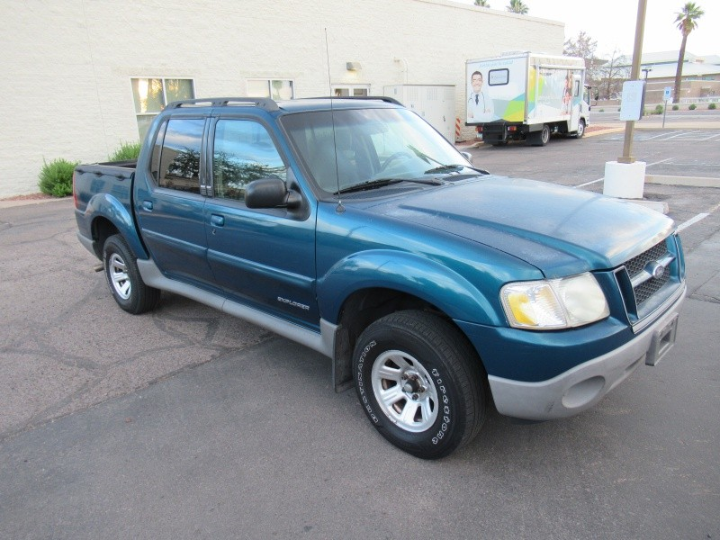 Ford Explorer Sport Trac 2001 price $5,495 Cash