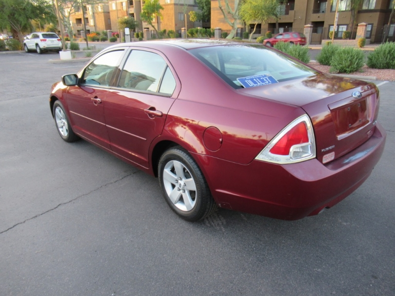 Ford Fusion 2007 price $3,900 Cash