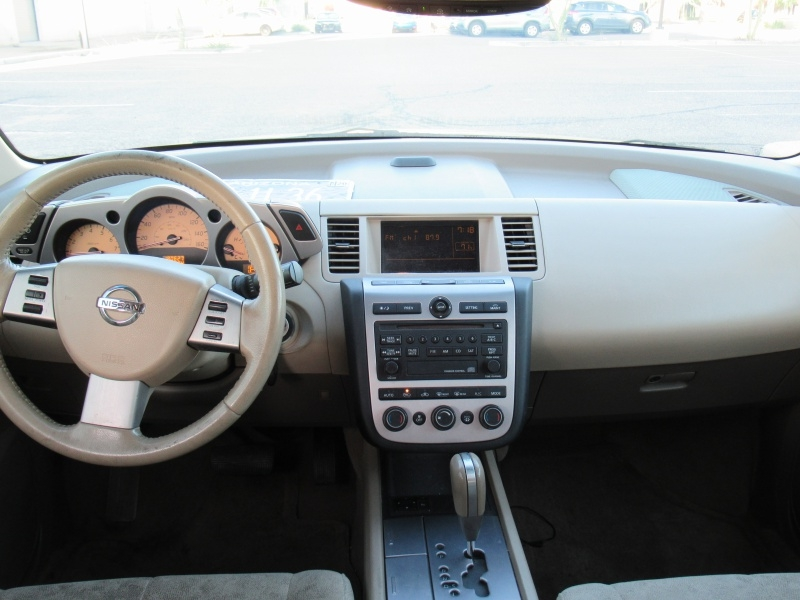 Nissan Murano 2004 price $4,900 Cash