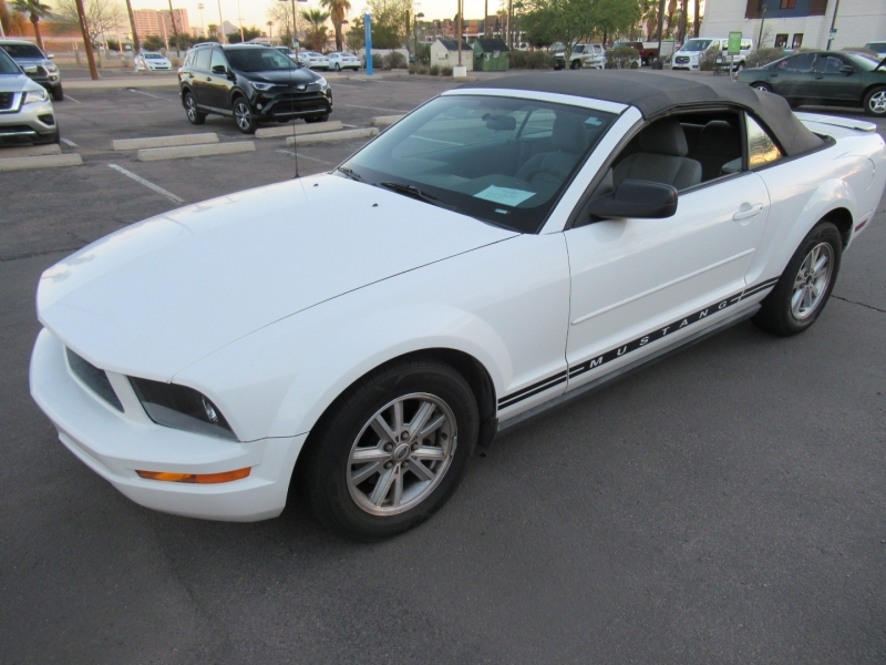 Ford Mustang 2007 price $4,495 Cash