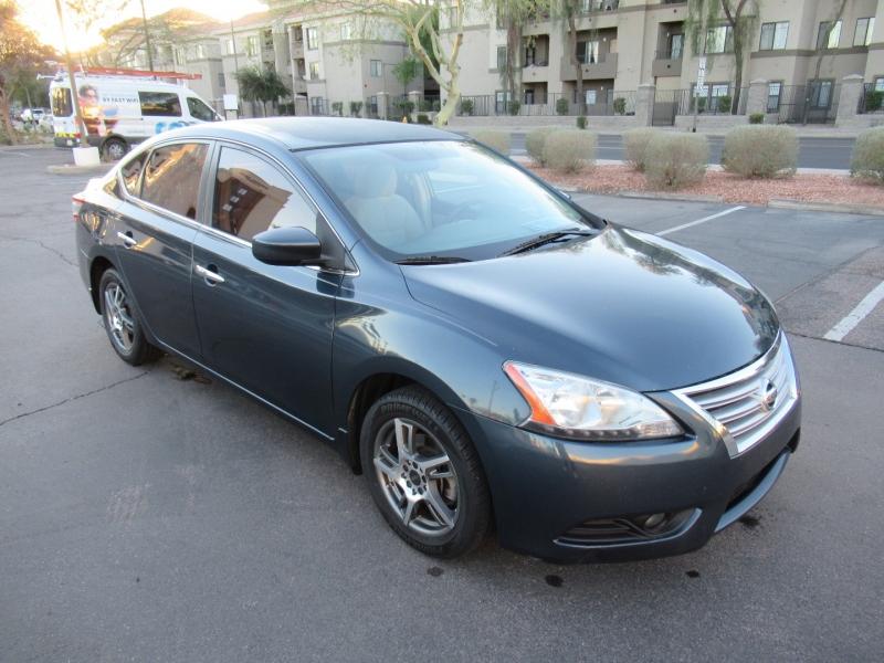 Nissan Sentra 2013 price $6,995 Cash