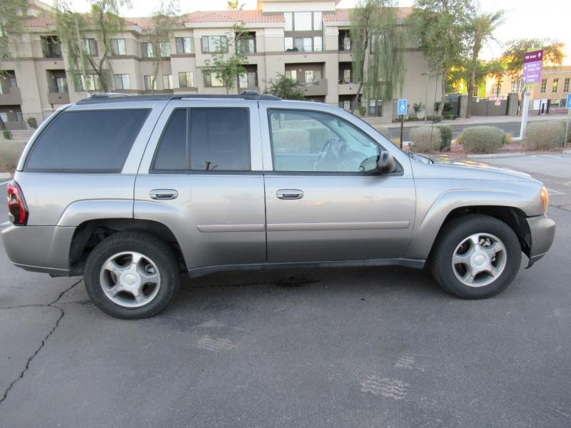 Chevrolet TrailBlazer 2008 price $4,895 Cash