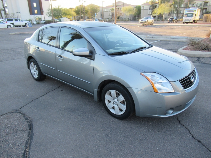 Nissan Sentra 2008 price $4,695 Cash