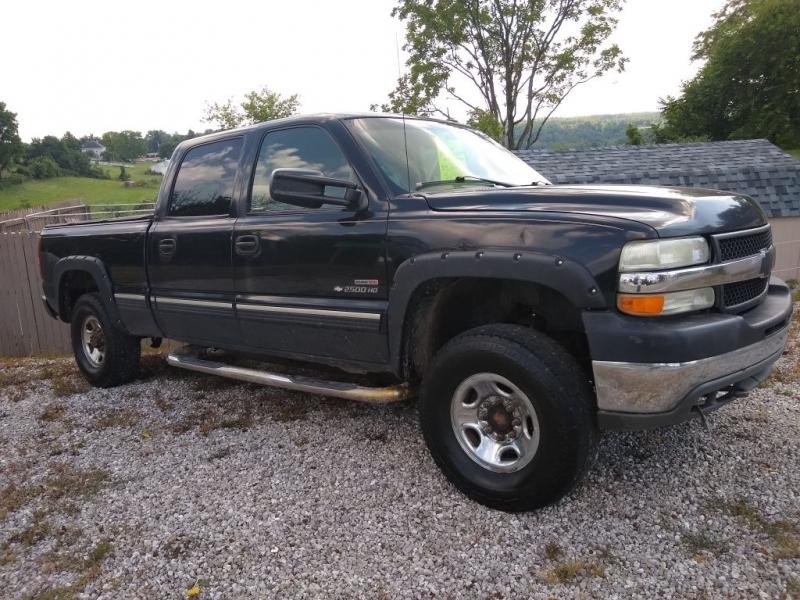 Chevrolet SILVERADO 2500 2002 price $8,500