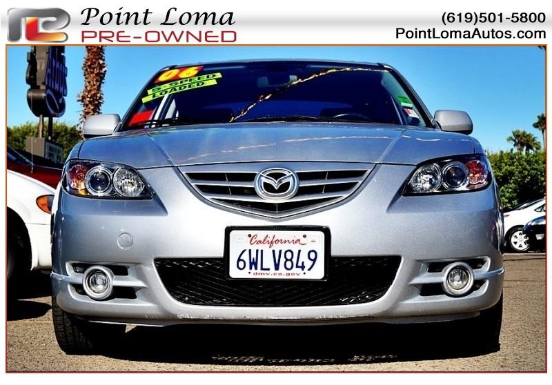 Mazda Mazda3 2006 price $6,950