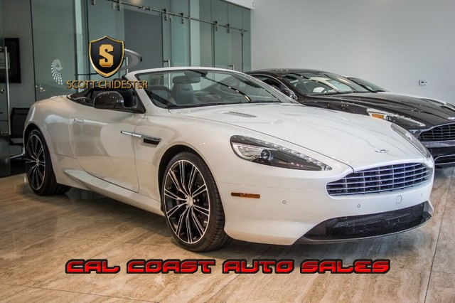 Aston Martin DB9 2015 price Sale Pending