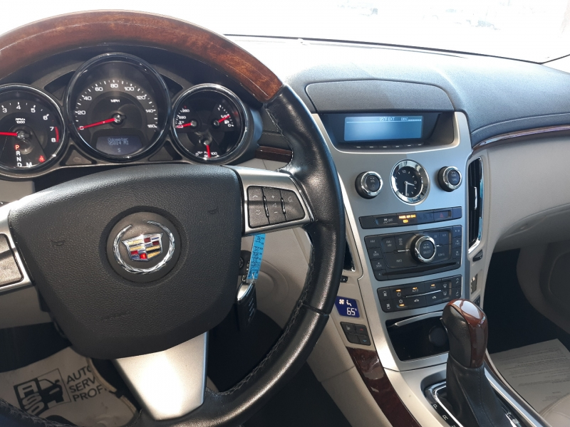 Cadillac CTS Sedan 2012 price 13,995.00 + TTL