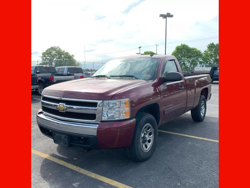 Chevrolet Silverado 1500 2008 price $7,995 Cash