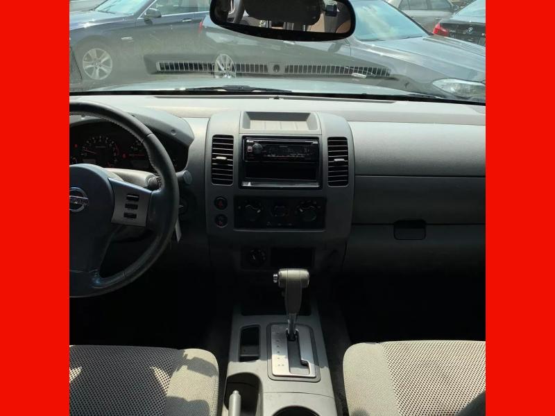 Nissan Frontier 2005 price $7,995