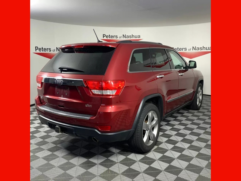 Jeep Grand Cherokee 2012 price $13,900