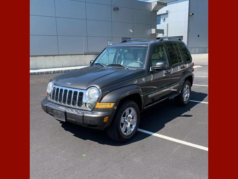 Jeep Liberty 2006 price $5,495 Cash