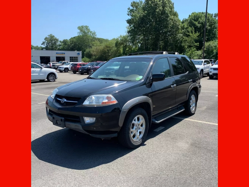 Acura MDX 2002 price $3,995 Cash