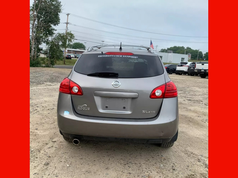 Nissan Rogue 2008 price $5,500