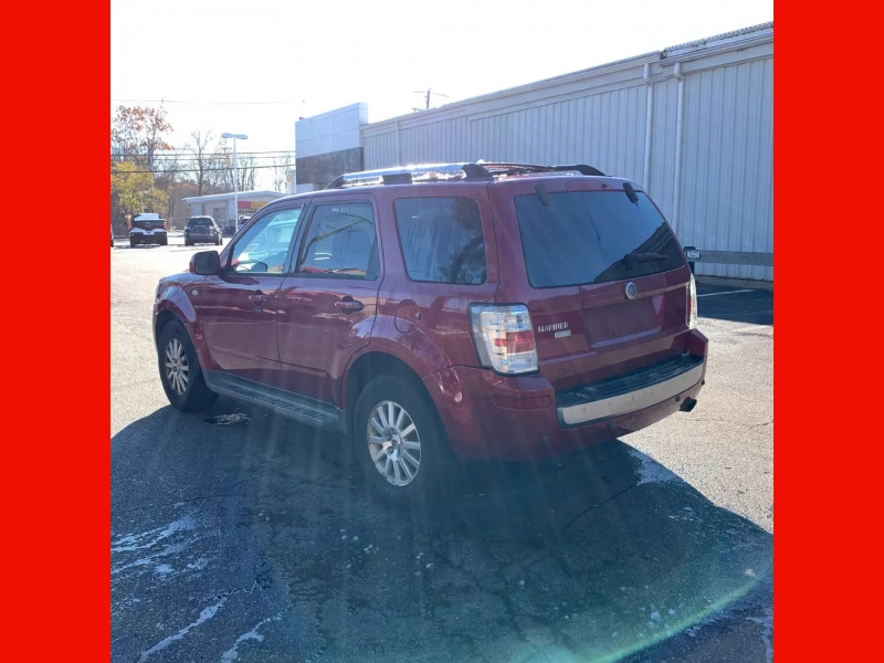 Mercury Mariner 2009 price $4,995 Cash