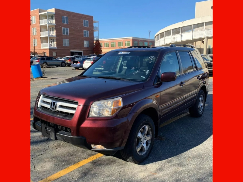 Honda Pilot 2008 price $6,995 Cash