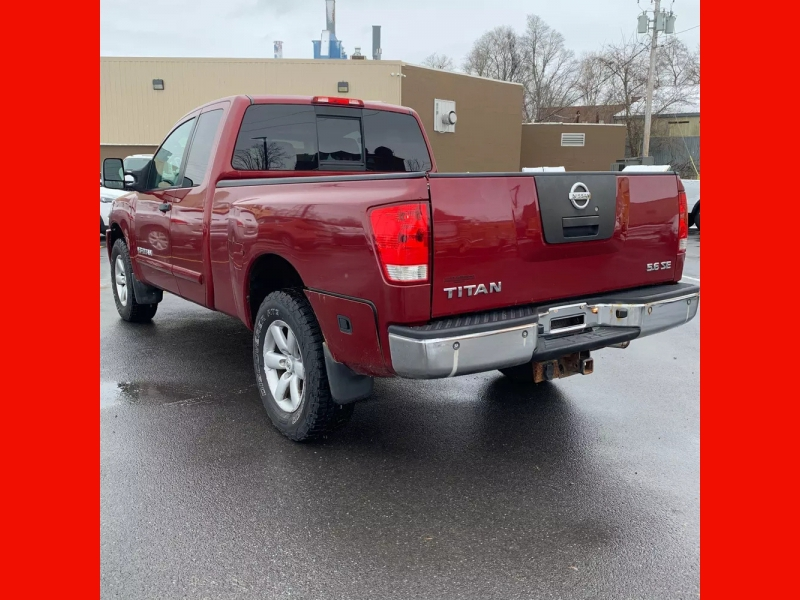 Nissan Titan 2009 price $9,500 Cash